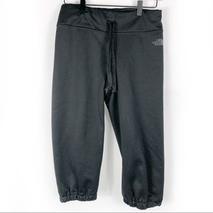 The North Face Cropped Sweatpants Fleece Lined